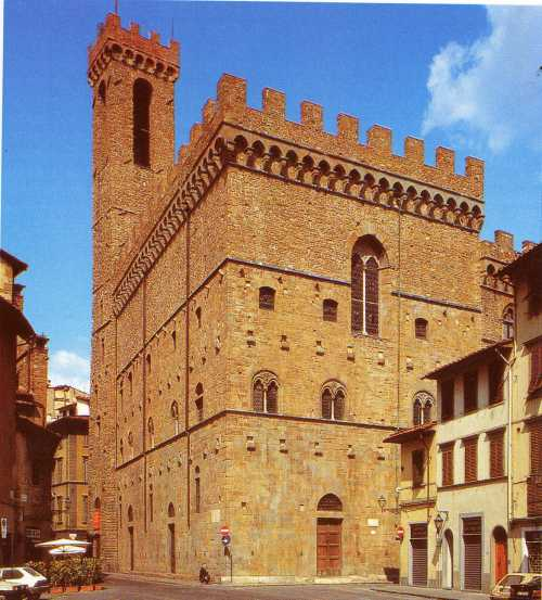 Mus e du bargello - Palais des offices florence ...